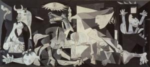 PicassoGuernica da wikipedia