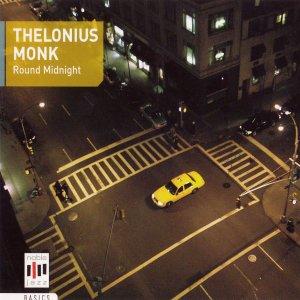 THELONIUS MONK - ROUND MIDNIGHT - FRONT