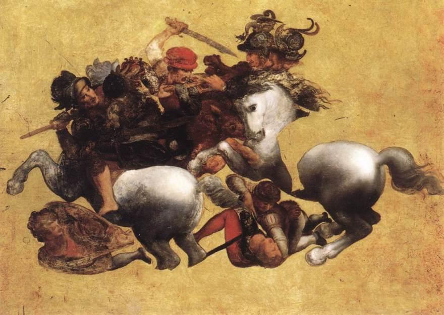 Leonardo_da_vinci,_Battle_of_Anghiari_(Tavola_Doria)
